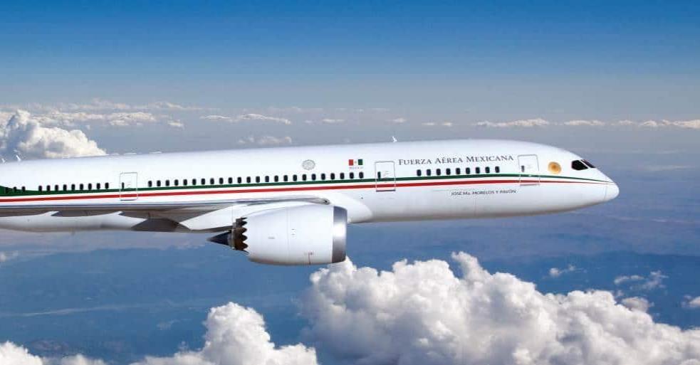 Así sería la rifa del avión presidencial que platea AMLO