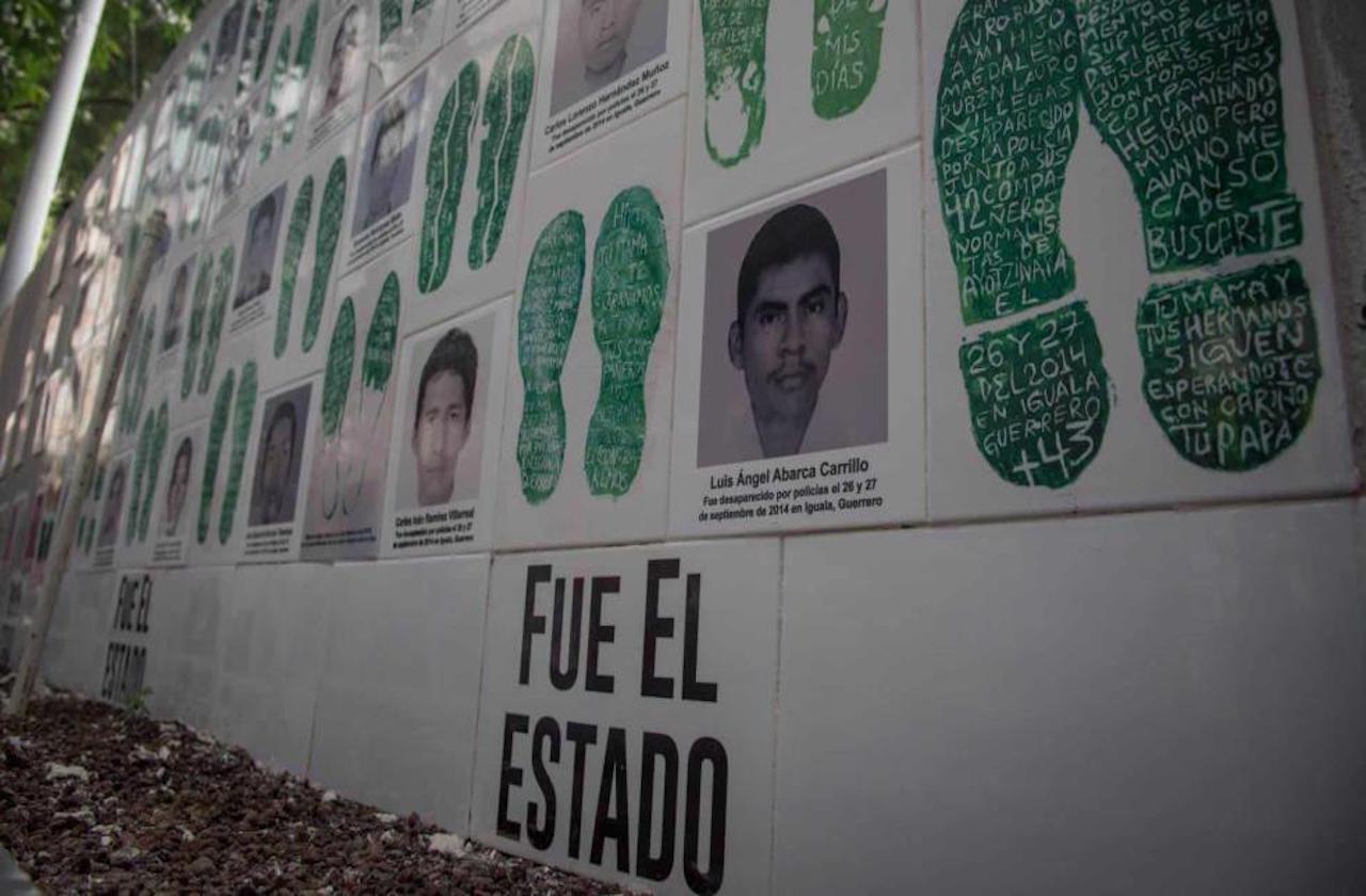 Ayotzinapa, 72 meses sin rastro de los 43 normalistas