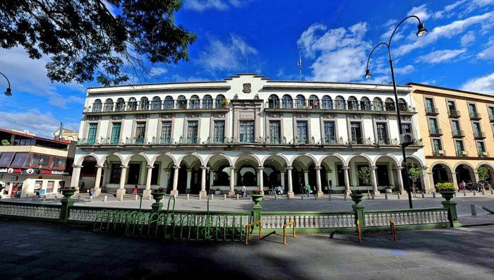 Apagón afecta colonias y centro de Xalapa