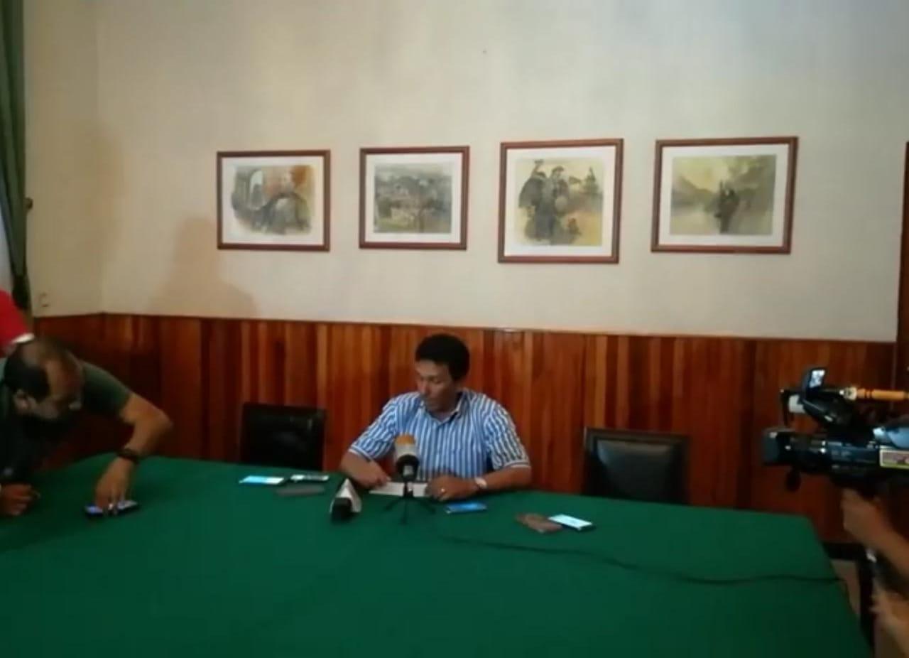 Seis policías de Orizaba fueron puestos a disposición de la FGE