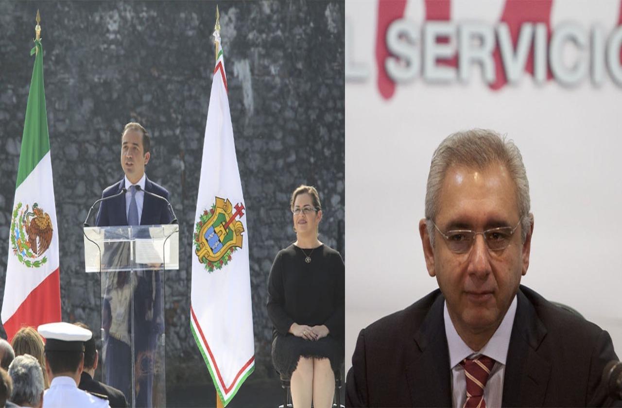 Ayuntamiento benefició con contrato a exsecretario de Calderón