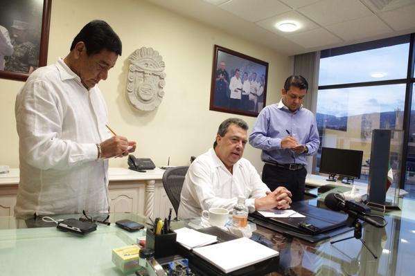Renuncia Ángel Aguirre a precandidatura; estoy en paz, dice