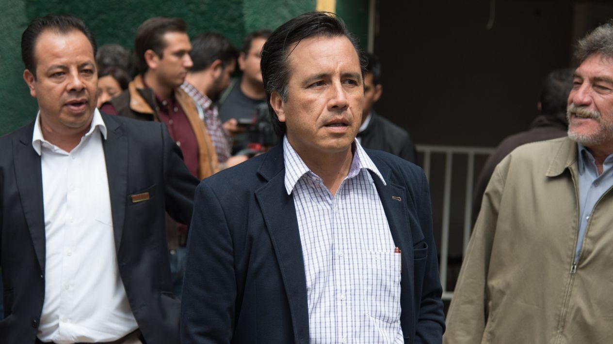 Cuitláhuac asegura no temer a procedimientos del PAN