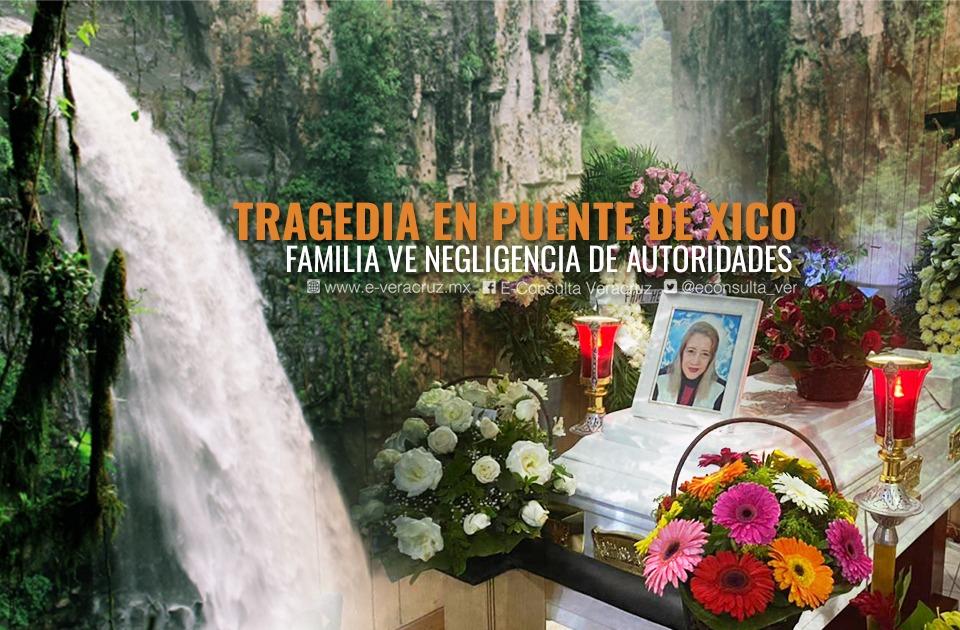 La tragedia de Beatriz en puente roto de Xico; autoridades omisas