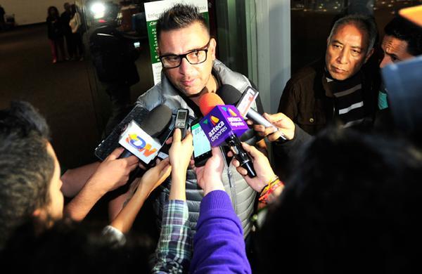 Antonio Mohamed llegó a Monterrey