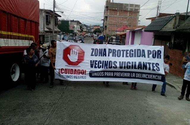 ¿Te sientes inseguro en Xalapa? Así puedes crear una red vecinal