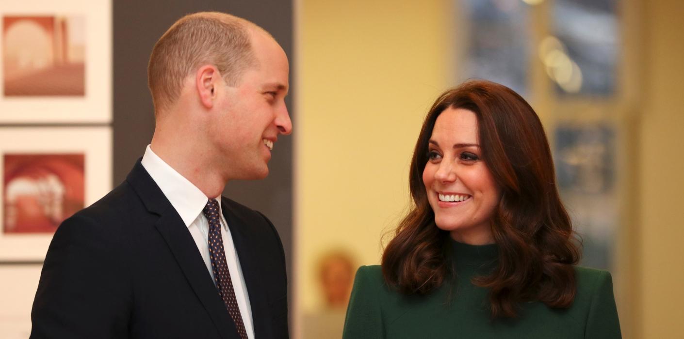 ¡Es un varón! Nace el tercer hijo de Kate Middleton y el príncipe William