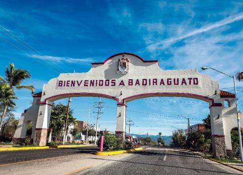 Badiraguato: AMLO visita la