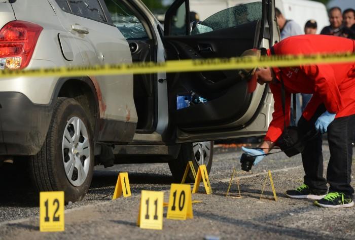 Un muerto por enfrentamiento en la carretera Xalapa-Veracruz