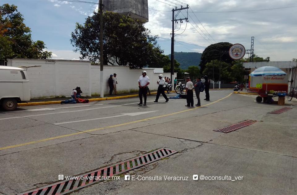 Doble homicidio en Potrerillo, bala perdida alcanzó a uno