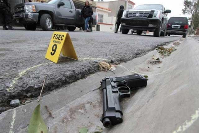 Enfrentamiento deja dos muertos en Omealca; uno sería jefe de plaza