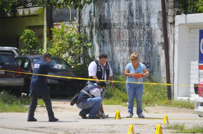 Operan 12 grupos delictivos en el territorio veracruzano: Matiello