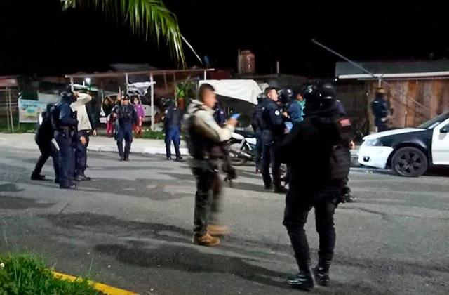 Durante la noche, desconocidos balean a mujer en Córdoba