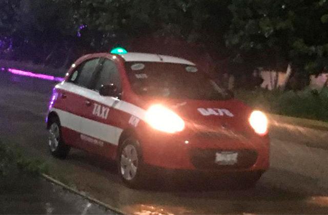 Taxista baleado, en Coatzacoalcos