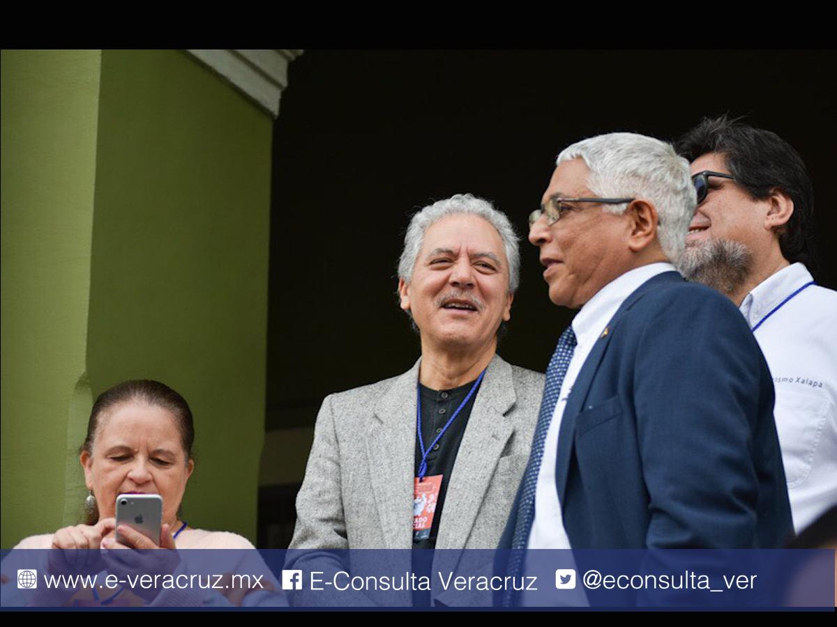 Hipólito pide apoyo de AMLO y Cuitláhuac para Xalapa