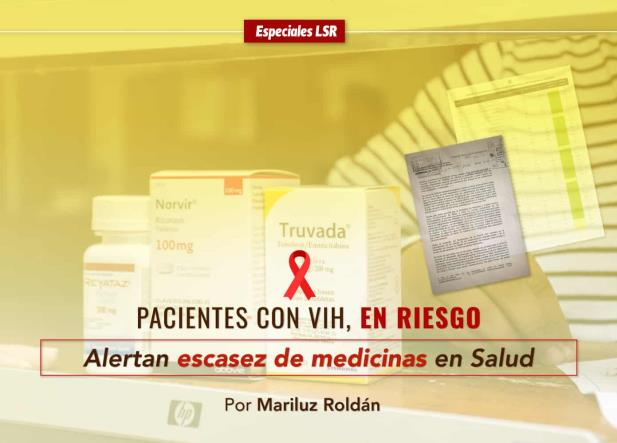 Escasez de medicamentos con AMLO, pone en riesgo a pacientes con VIH