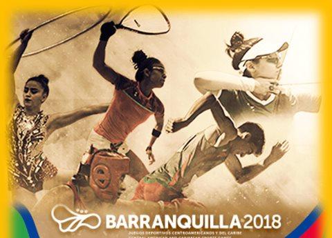 México alcanza la cima en Barranquilla 2018