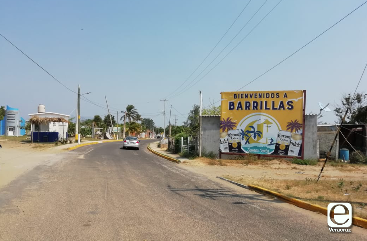 Visitantes insisten en querer nadar en Las Barrillas