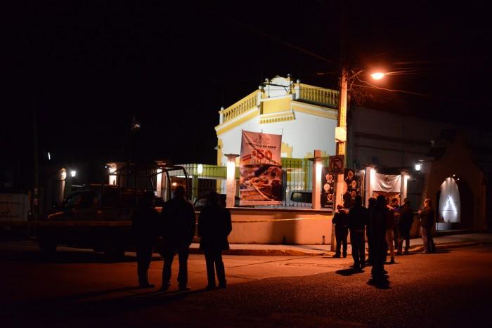 Estudiante UV aún convalece tras balacera en La Bartola