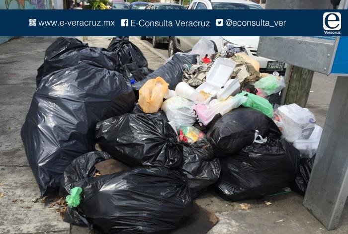 Xalapa: levantan 771 actas por tirar basura en lugares prohibidos