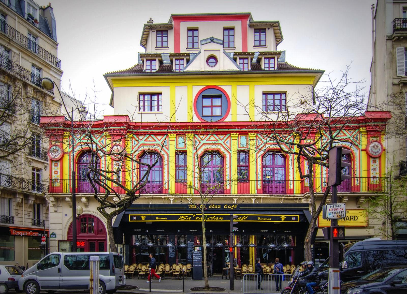 La vida sigue: Sting reabrirá el Bataclán en París, un año después de atentados