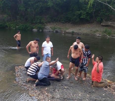 Bautizo mortal en San Andrés Tuxtla; se ahoga menor