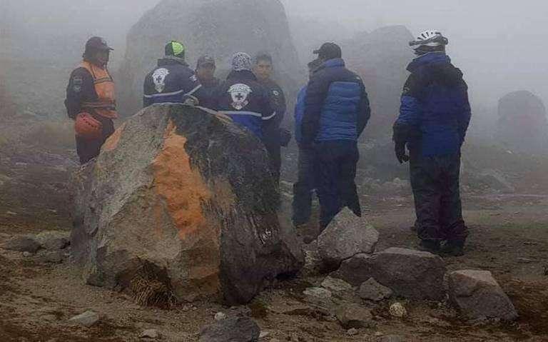 Muere alpinista en Pico de Orizaba; van dos en la temporada
