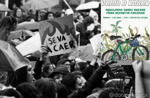 Convocan a rodada feminista este sábado en Xalapa