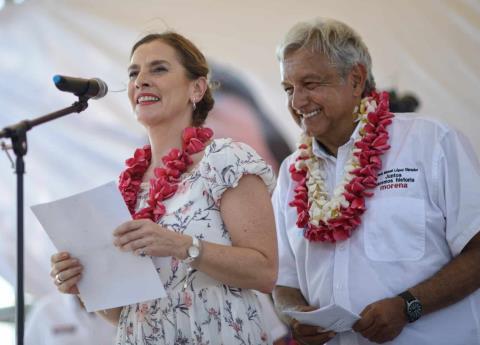 ¿Por qué Beatriz Gutiérrez no quiere ser Primera Dama de México?