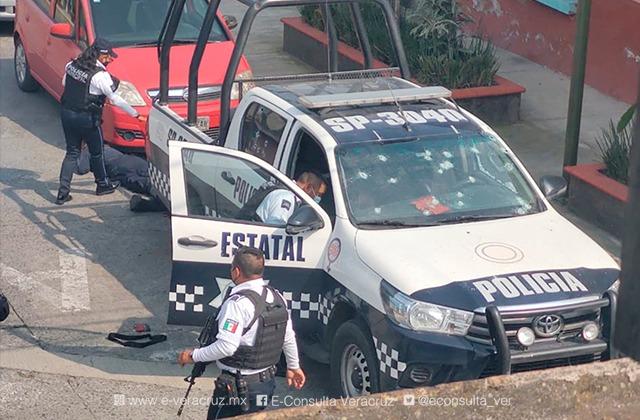 Detienen a hombre por asesinatos de policías estatales en Orizaba