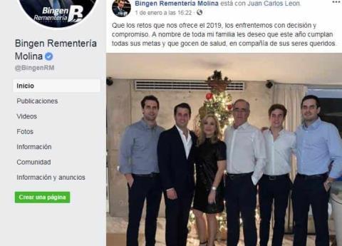 El diputado Bingen Rementería genera miles de comentarios en Facebook
