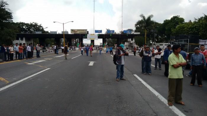 Impunidad en bloqueos afecta al turismo en la zona centro