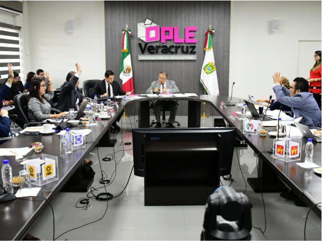 Proponen nuevo recorte a prerrogativas de partidos en el OPLE
