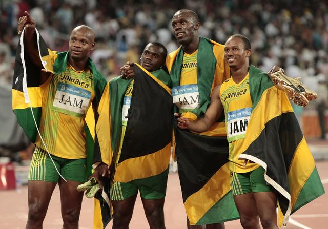Quitan a Bolt oro ganado en Río, por dopaje de compañero
