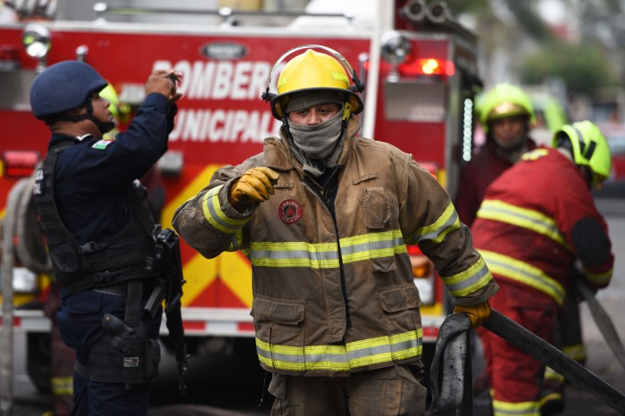Incendio de vivienda de Xalapa, el saldo es pérdida total
