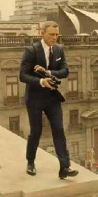 Lanzan tráiler oficial de Spectre, cinta de James Bond filmada en México
