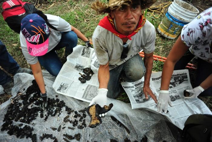 Progresivas las violaciones a DH en Veracruz: Sergio Hernández