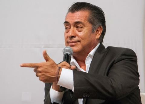 """""""Verdadera idiotez"""" designar delegados en los estados: El Bronco"""