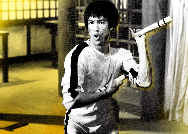 Bruce Lee, cinco frases y tres poemas para celebrarlo