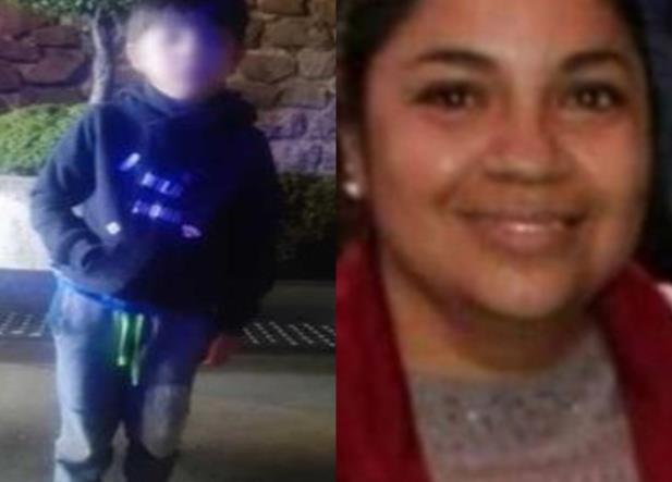 Encuentran muerta a mamá de niño abandonado en periférico