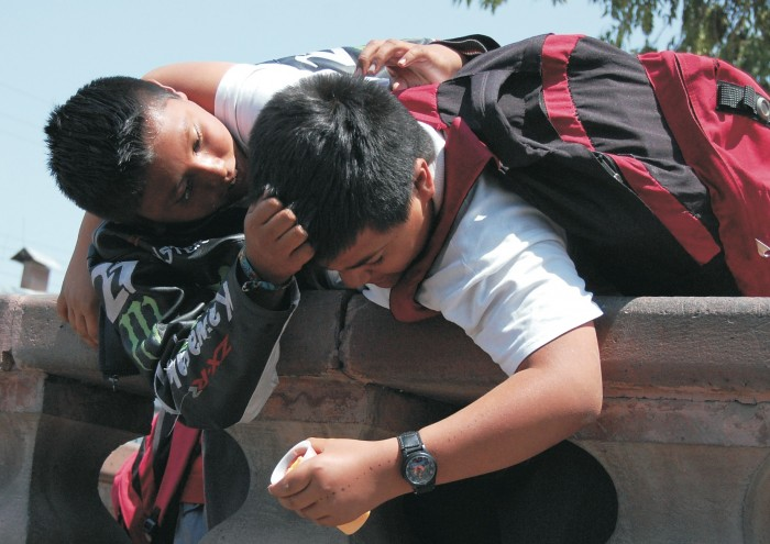 Recibe delegación de la SEV 20 quejas por bullying