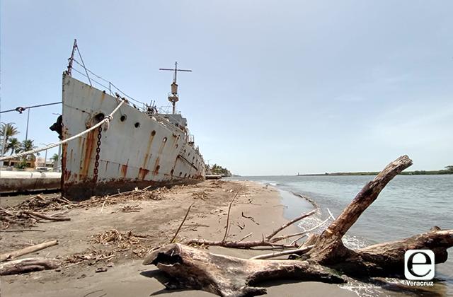 Rescate de Cañonero Guanajuato naufraga por pandemia