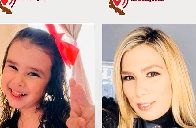 Buscan a madre e hija, desaparecieron hace 3 días en Veracruz