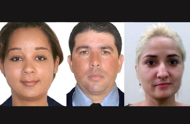 Desaparecidos 3 estudiantes UV cubanos