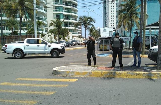 Caen dos presuntos secuestradores en hotel de Boca del Río