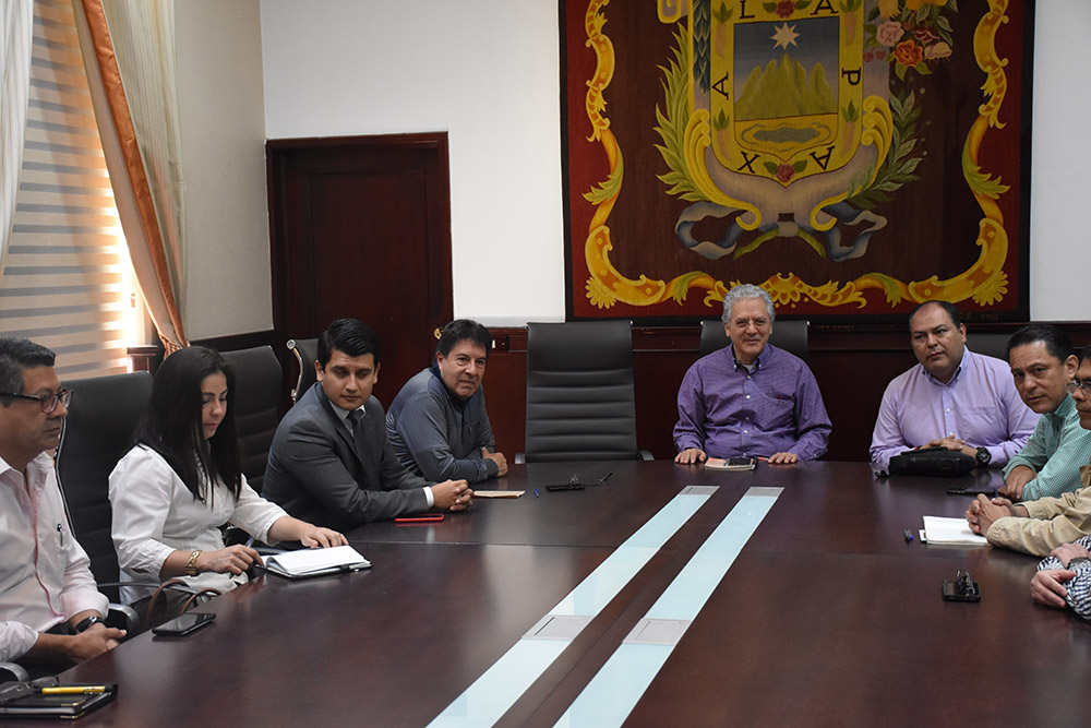 Requiere Xalapa un crecimiento ordenado: Hipólito Rodríguez