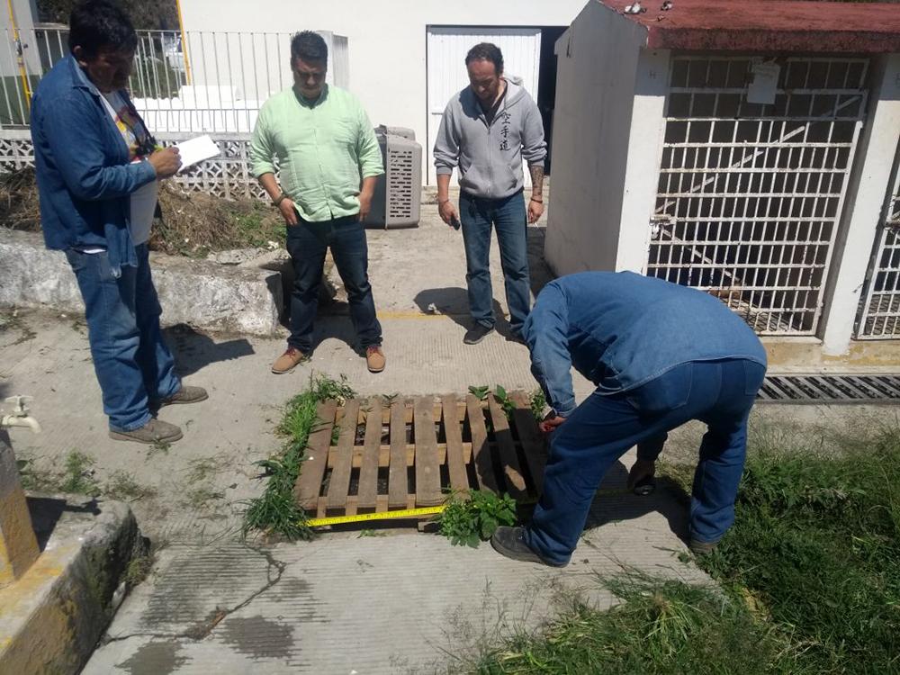 Rehabilitan Departamento de Control y Salud Animal de Xalapa