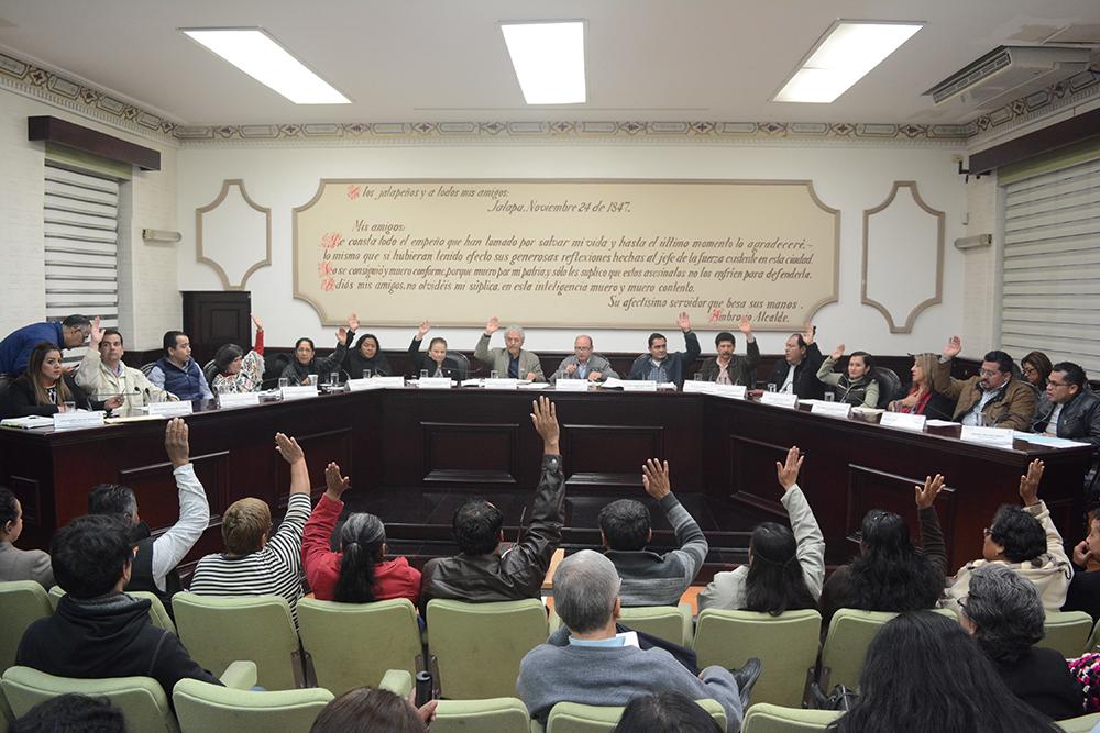 Aprueban Programa de Inversión para infraestructura social de Xalapa