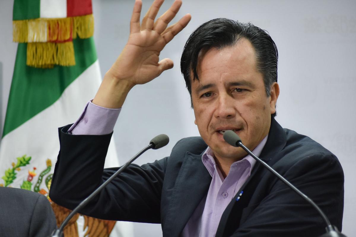 Las frases polémicas de Cuitláhuac García en el 2019