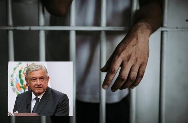 Por disposición de AMLO, liberarán a 50 presos en Veracruz